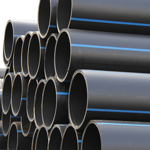 Water supply 6 inch plastic pipe hdpe pipe pe pipe