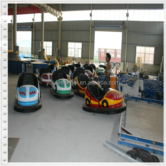 Classical Ride Nature Park Game Bumper Car Price With Led Light ...