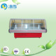 Fashion CE/ISO approved service counter type deli fresh meat chiller showcase for supermarket