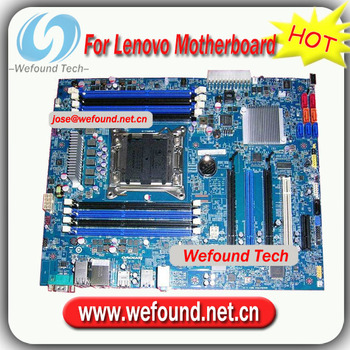 100% Working For Lenovo Motherboard For X79 C602 Chipset Mainboard ...