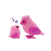 Owl and Baby Family Little Pets Talking Toys/Custom Educational Small Birds Talking Toys/OEM Plastic Talking Toys China Factory