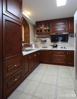 D8 Cherry Wood Kitchen Cabinet/american Standard Furniture/modular  Size/kcma - Buy Kitchen Cabinets,American Standard Furniture Solid Cherry  Wood ...