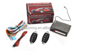 Auto Genius Spy Car Alarm System With Easy Install Manual