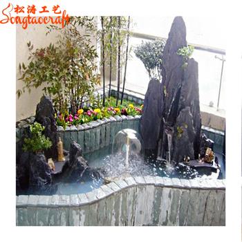 Fontana Da Interni Cascata.Vetroresina Cinesi Fontane Da Interno E Di Vetro Cascate Con Pompe