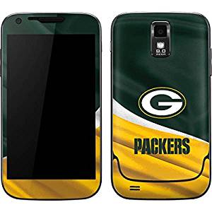 NFL Green Bay Packers Galaxy S II - T-Mobile Skin - Green Bay Packers Vinyl Decal Skin For Your Galaxy S II - T-Mobile