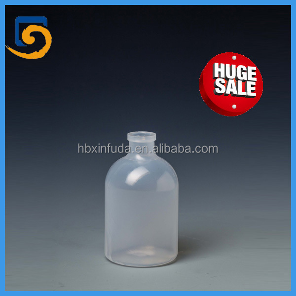 High quality!250ml plastic veterinary vaccine bottle for poultry HDPE