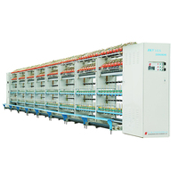 Great double side and double layer coated wire yarn covering machine