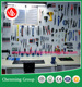 MDF pegboard/MDF peg board/perforated board