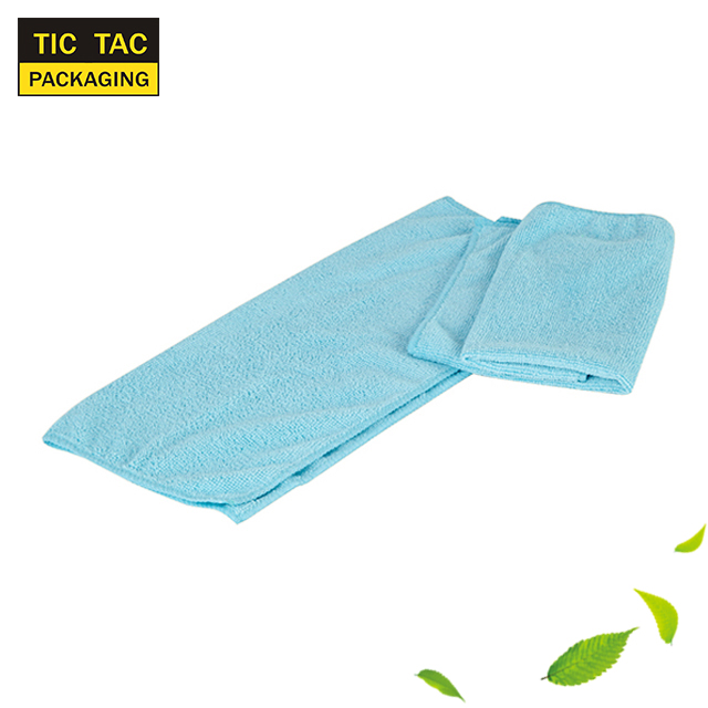 Wholesale kichen microfiber floor table dish cleaning cloth