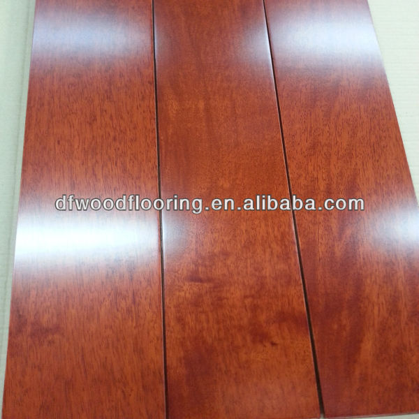 Indonesian Solid Merbau Wood Flooring