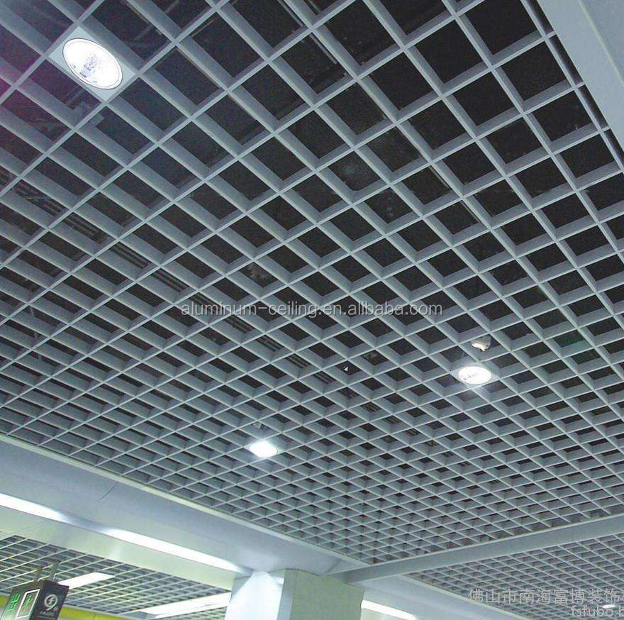 Factory Price Pyramid Open Cell Ceiling