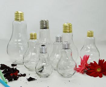 Lampada Barattolo Di Latta : Chiara lampadina a forma di tazza di vetro bevanda bottiglia spezia