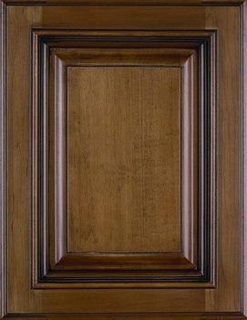 European Raised Style Pvc Vinyl Wrap Curved Kitchen Cabinet Doors For  Modular Kitchen Cabinet - Buy Curved Kitchen Cabinet Doors,Unfinished  Raised ...