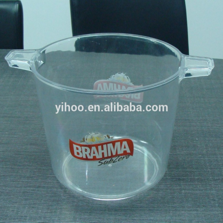 7000ML PS Large Plastic Beer Ice Bucket For Party