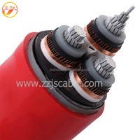 XLPE or PVC Insulation/PVC or PE Sheathed/ Power Cable