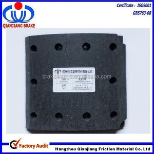 TT/TP/SM/1 STD TATA Brake Lining for TRUCK SPARE PARTS