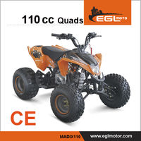 4 Wheel Kids Quad Bike Atv 110cc