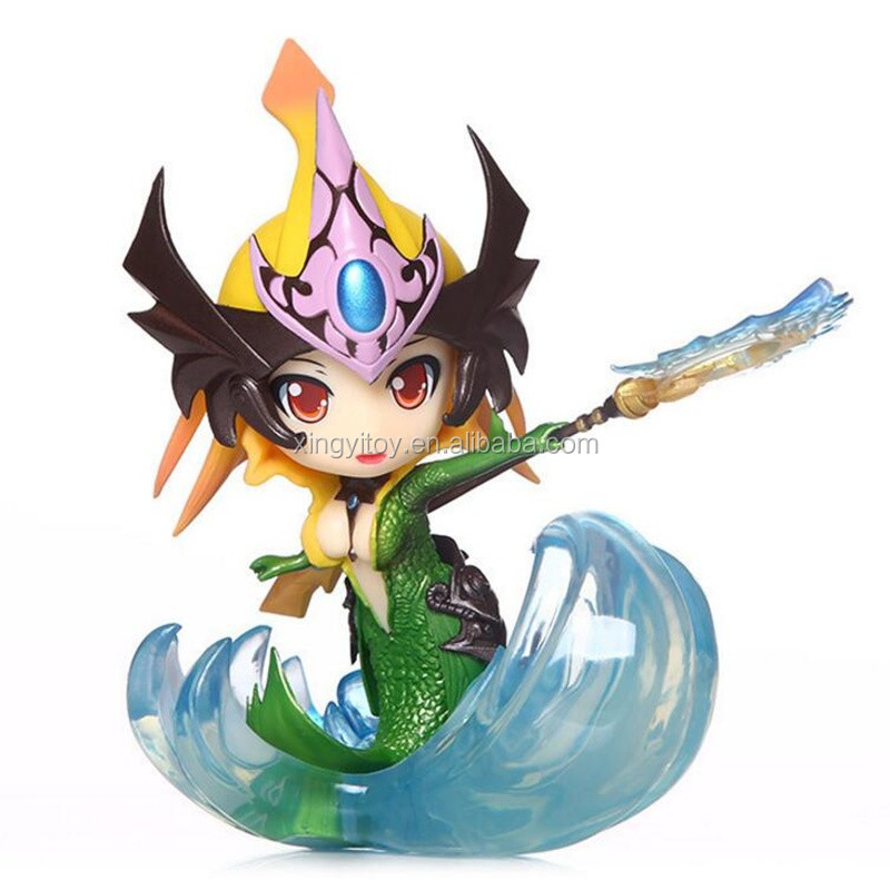 League Of Legends Lol Nami The Tide Caller Cuty Of The