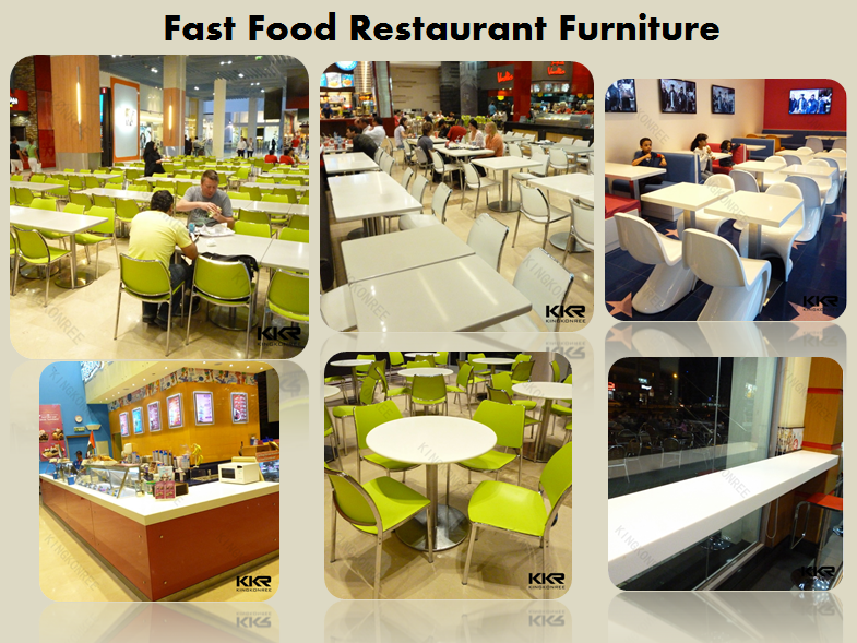 Unique Fast Food Restaurant Tables And Chairs Prices