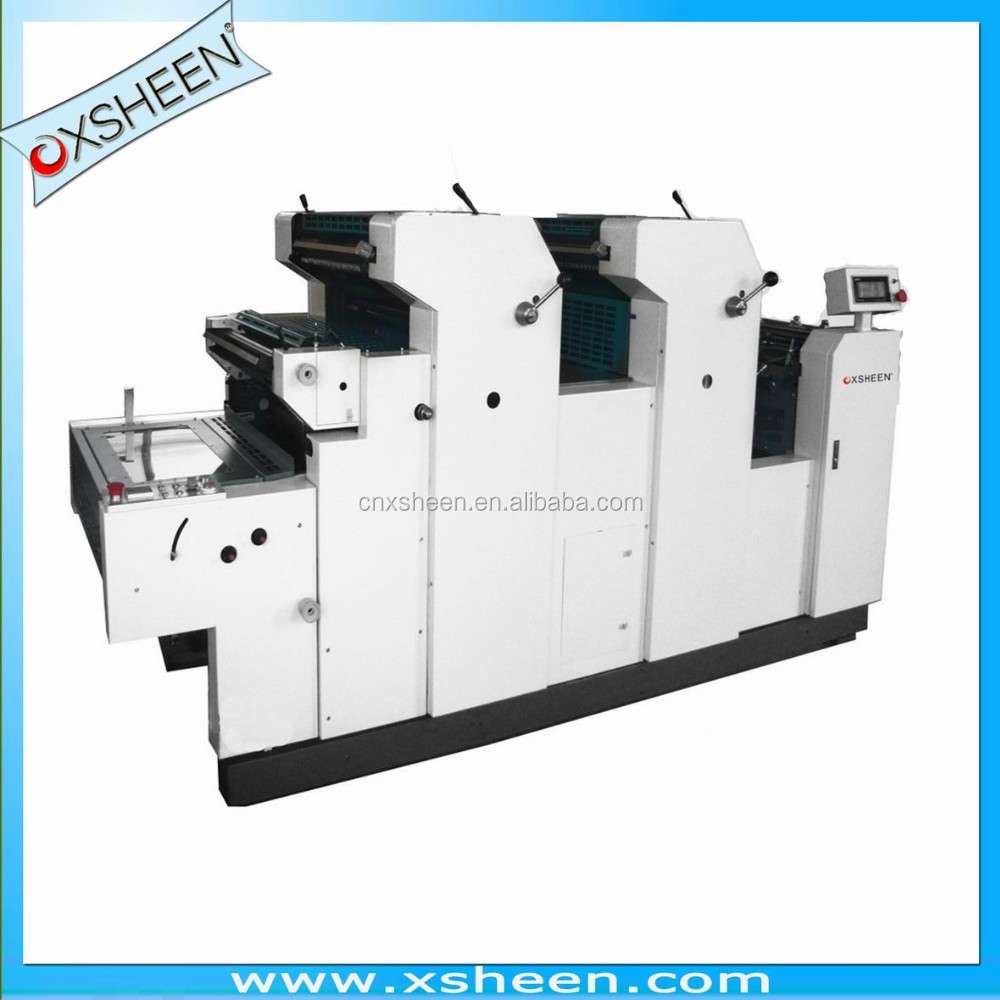 newspaper offset printing machine,used single color offset printing machine, fuji offset printing machine