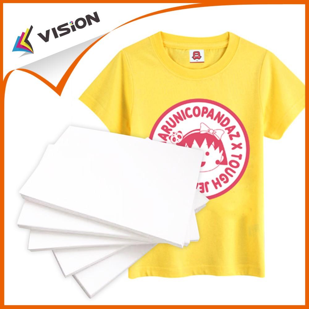 Black t shirt transfer paper - Dark Garment Heat Transfer Paper Dark Garment Heat Transfer Paper Suppliers And Manufacturers At Alibaba Com