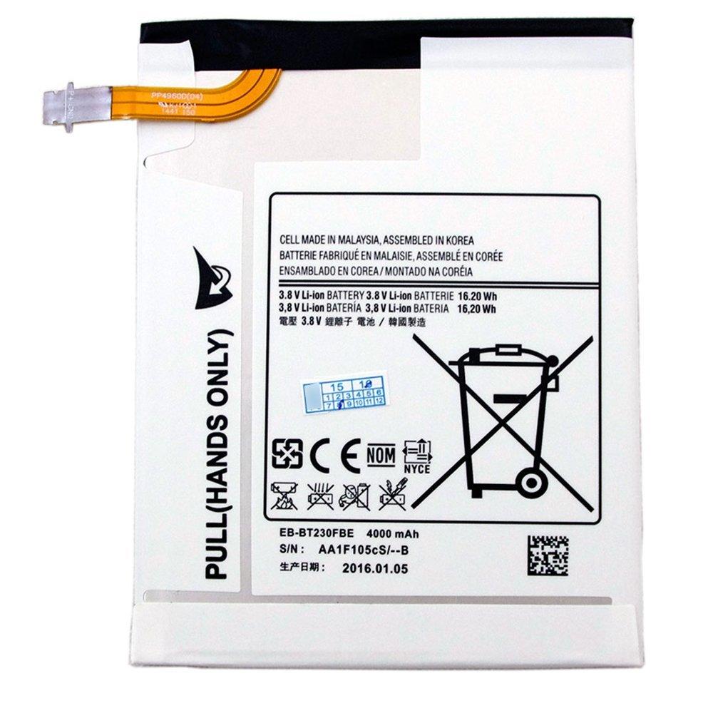New 3.8V 4000mAh Battery For Samsung Galaxy Tab 4 7.0 SM-T230 SM-T230R SM-T230NU