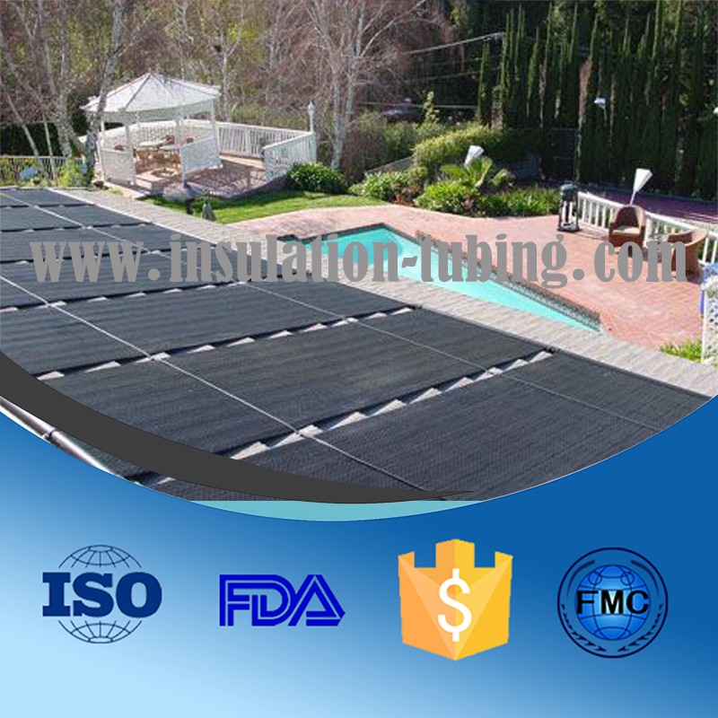 Durable Lasting Rubber Solar Swimming Pool Heating Factory