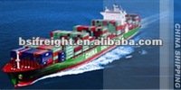 Sea freight service from Shenzhen, China to Norfolk, Virginia, USA
