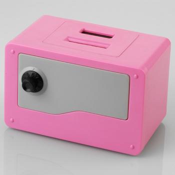 Hot Electricity Saving Box Kids Plastic Digital Piggy Bank Money Safe
