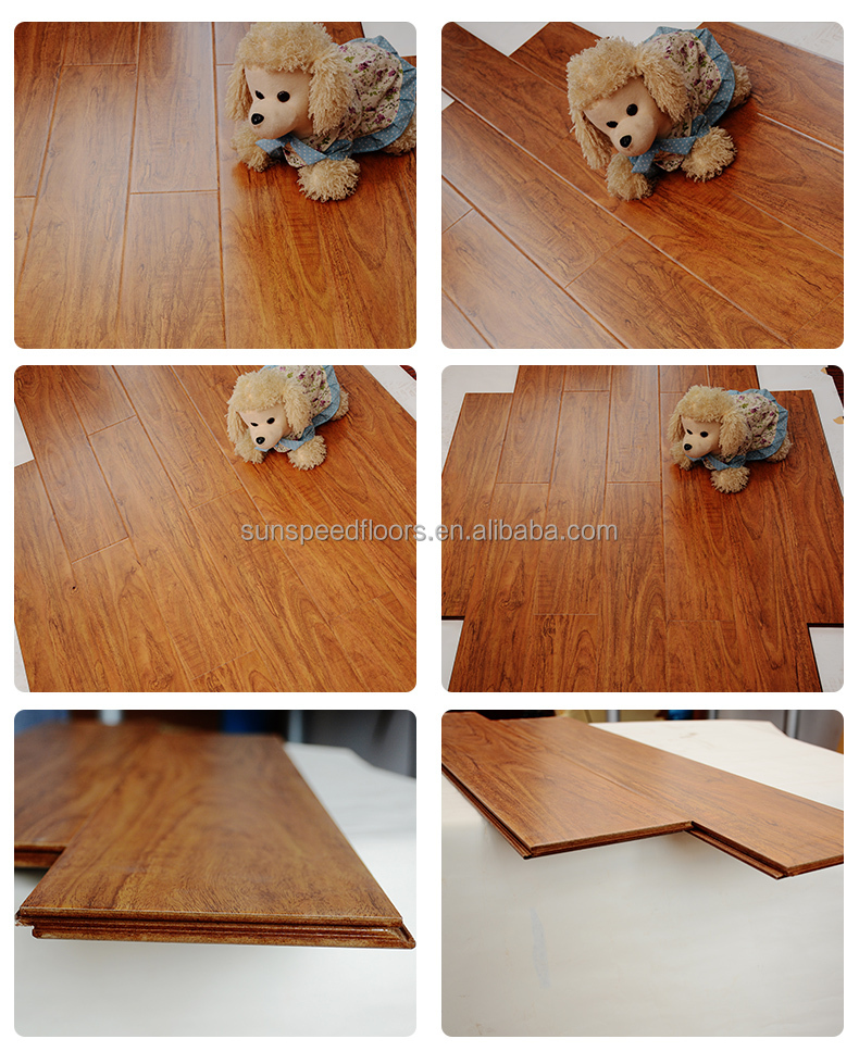 High Pressure Melamine Laminate Decorative Sheet Flooring
