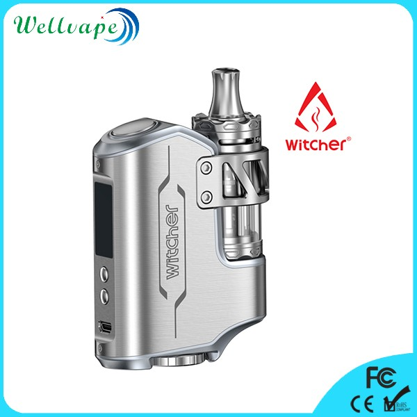 New hot selling electronic cigarette mod Rofvape Witcher 75w e mod