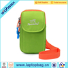 Most popular running cellphone bag colorful sports arm pack for outdoor