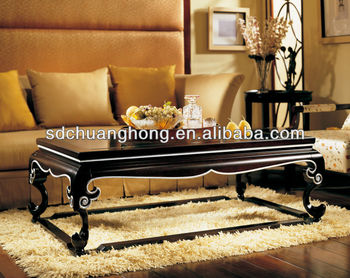 New Design Sofa Center Table/rectangle Wooden Coffee Table CH CJ 001