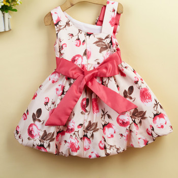 Bulk Buy From China Stores Girls Kids Party Prom Dress Of Children Clothing