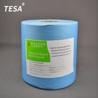 Blue Cellulose Sponge Cloth Woodpulp Jumbo Roll Industrial Cleaning Wiper Roll