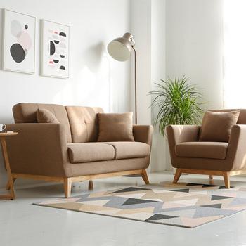 Gute Qualität Arabischen Stil Sofa Möbel Braun Wohnzimmer Stoff Sofa ...