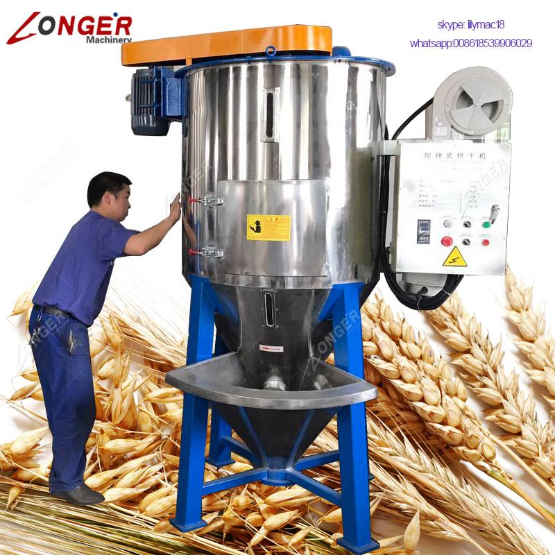 Preço de fábrica Máquina de Secagem Secador De Arroz Parboilizado Arroz Cru Pequeno Móvel