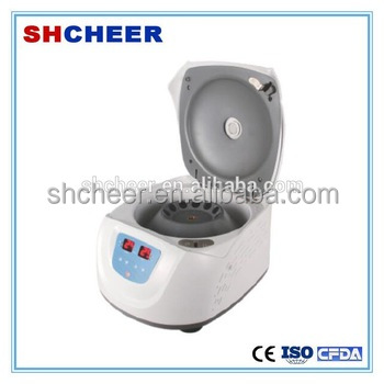 Medical equipment benchtop low speed regen lab prp centrifuge, View regen  lab prp centrifuge, SH-cheer or OEM Product Details from Shanghai Cheer
