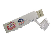 Fancy design truck shape usb flash drive 4gb car shape pvc usb pen drive
