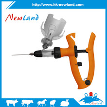 1ml 2ml 5ml 2015 auto injector syringe for poultry wholesale, easy operation