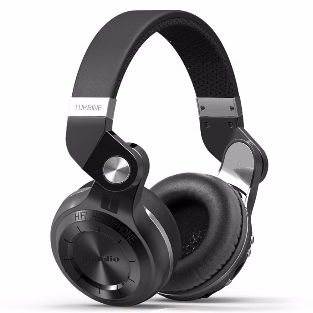 Wholesale Free Sample Stand Silent Party Gaming Price Bluedio T2+ Silent Disco Noise Canceling Wireless Bluetooth Headphone
