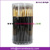 In Stock Wholesale Pony Hair Disposable Lip Brush 25PCs Per Pack