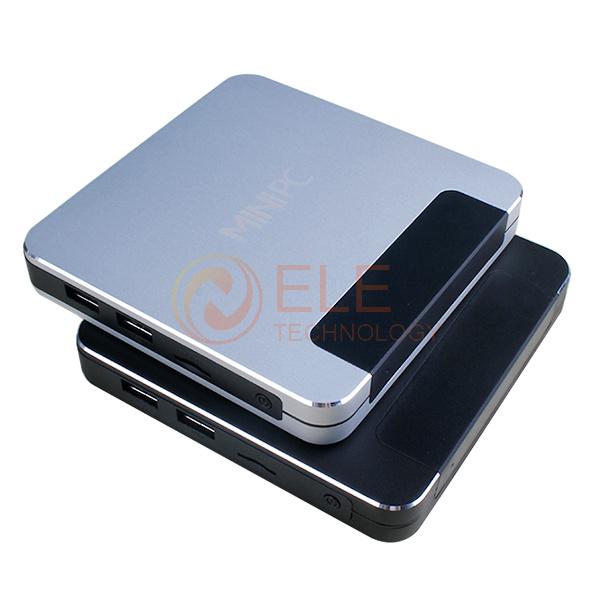 Get Quotations · HDMI Ainol MINI PC II Windows 8.1+Android 4.4 Intel Z3735F  Quad Core X86 mini 78d45235f115