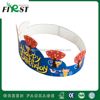 Custom Design Party Paper Hats 2740e415fac