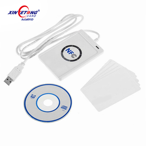 13.56Mhz Bluetooth NFC Long Range reader Contactless Smart Card USB Reader