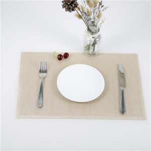 waterproof table mats plastic mat under dining table