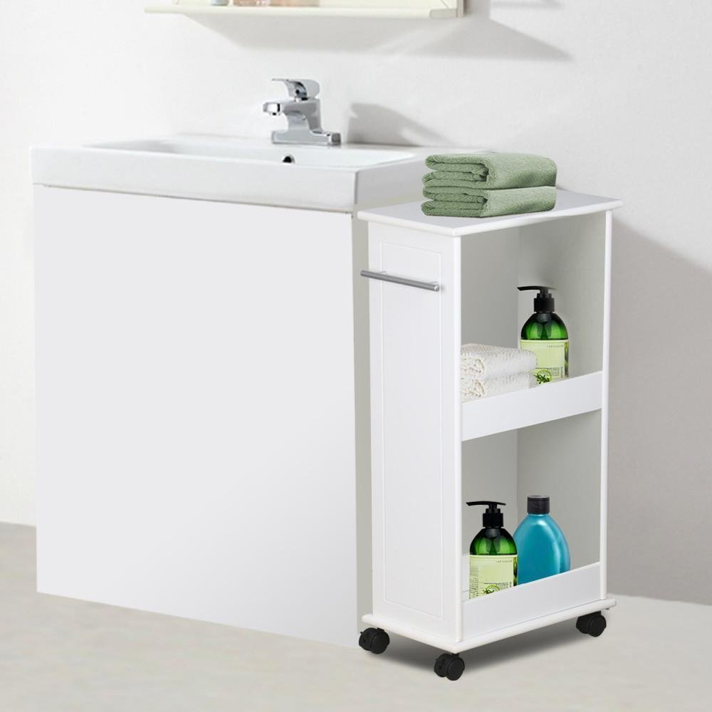 Slimline Rolling Bathroom Kitchen