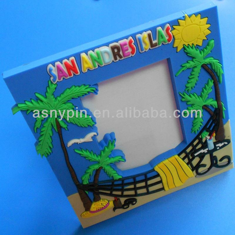San Andres Islas Souvenir Pvc Photo Frame - Buy Tourist Souvenir ...