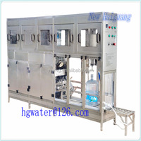 100BPH 5 gallon bottle filling machine for pure water