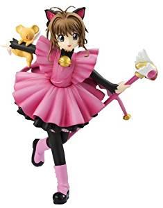 Card Captor Sakura Special Figure Series Platinum Star PVC Figure FURYU